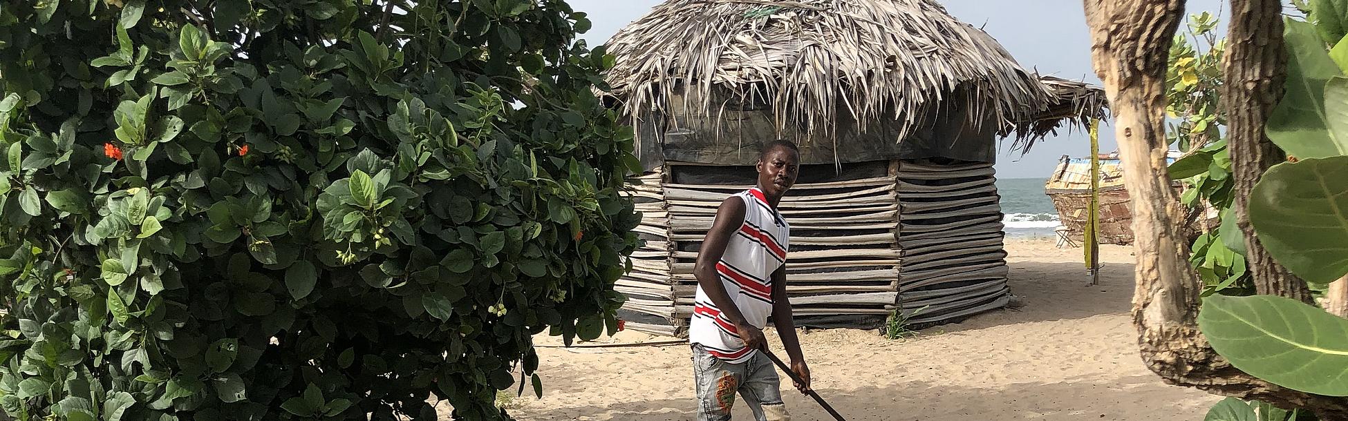 Umweltschutz Gambia Kopfbild I I