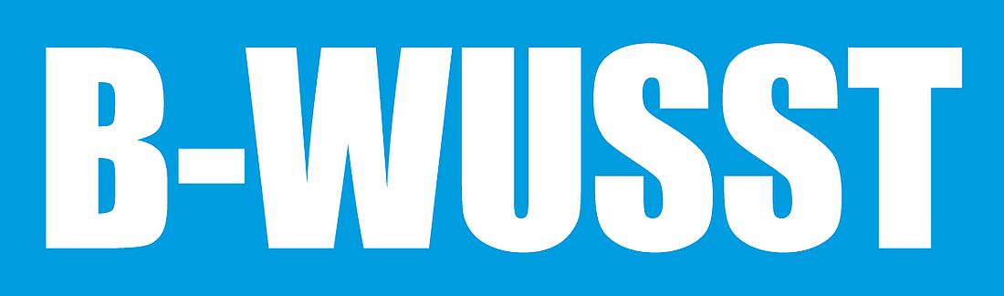 00944 P G S B Wusst Logo Negativ 100c